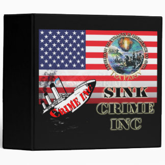 Sink Crime Inc Binders
