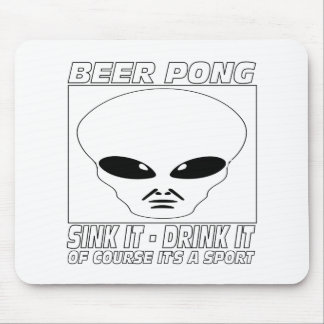 SINK IT - DRINK IT MOUSEPAD