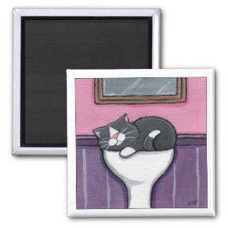 Sink Love v.3 - Cat Magnet
