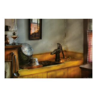 Sink - The Wash Basin Poster