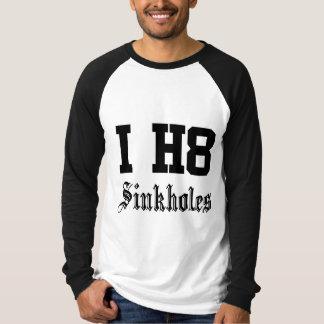 sinkholes T-Shirt