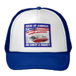 Sinking Country Cap Mesh Hat