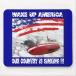Sinking Country Mousepad