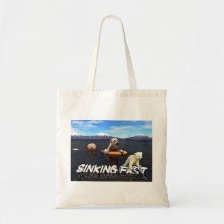 Sinking Fast bag