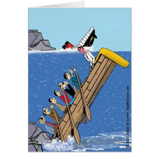 """""""Sinking Feeling"""" Card"""