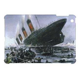 Sinking RMS Titanic iPad Mini Cases