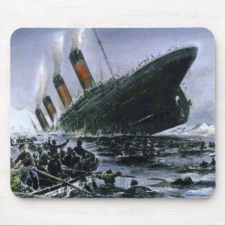Sinking RMS Titanic