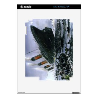 Sinking RMS Titanic Skin For The iPad 2