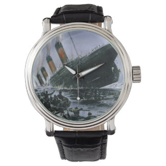 Sinking RMS Titanic Watches