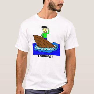 sinking, Thinking? T-Shirt