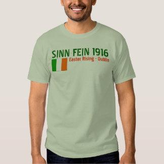 SINN FEIN - EASTER RISING 1916 TEE SHIRT