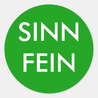Sinn Fein Sticker