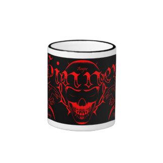 Sinner mug Red