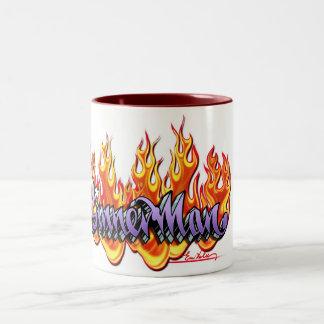 Sinnerman Two-Tone Coffee Mug