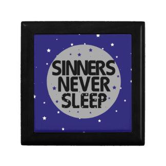 Sinners Never Sleep Gift Boxes
