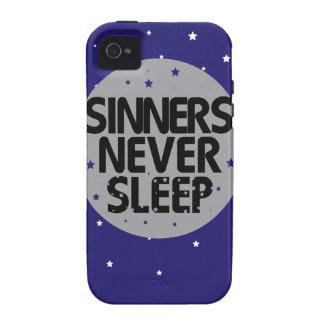 Sinners Never Sleep iPhone 4/4S Cover