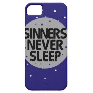 Sinners Never Sleep iPhone 5 Case