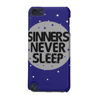 Sinners Never Sleep iPod Touch 5G Case
