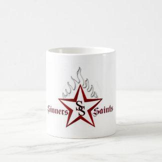 Sinners Saints Mug