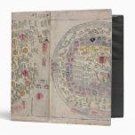 Sino Korean world map Binder