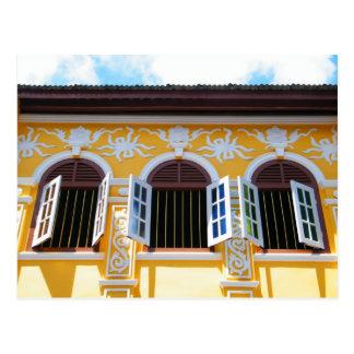 Sino-Portuguese Shophouse, Phuket Town Postcard