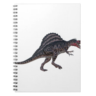 Sinosaurus Side View Notebook