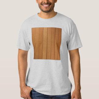 sinple verticle wood t-shirt