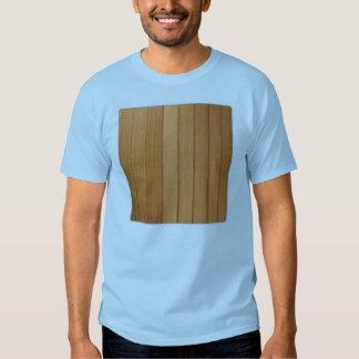 sinple verticle wood t shirt