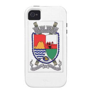 Sint Eustatius Coat of Arms iPhone 4 Covers