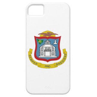 Sint Maarten Coat of Arms iPhone 5 Case