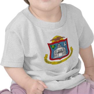 Sint Maarten Coat of Arms T Shirts