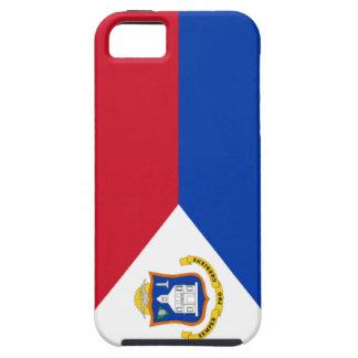 Sint Maarten Flag iPhone 5 Cases