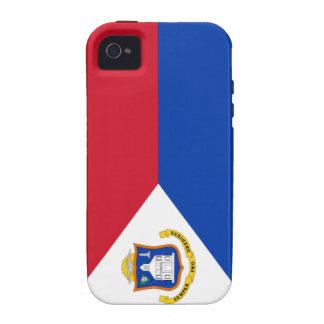 Sint Maarten Flag Case-Mate iPhone 4 Covers
