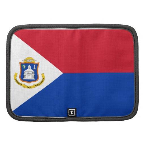 Sint Maarten Flag Folio Planners