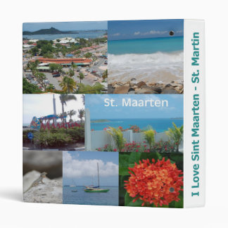 Sint Maarten-Saint Maarten Binder by Celeste Sheff