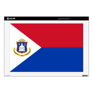 """Sint Maarten 17"""" Laptop Skins"""
