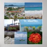 Sint Maarten-St. Martin Poster Print