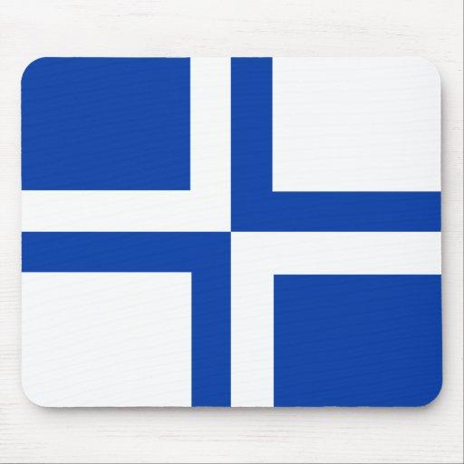 Sint Michielsgestel, Netherlands flag Mouse Pad