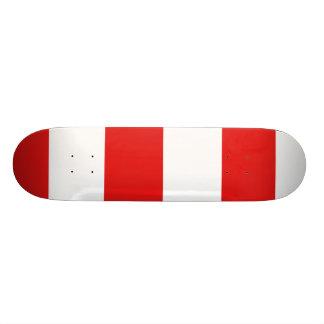 Sint-Pieters-Leeuw, Belgium flag Skate Deck
