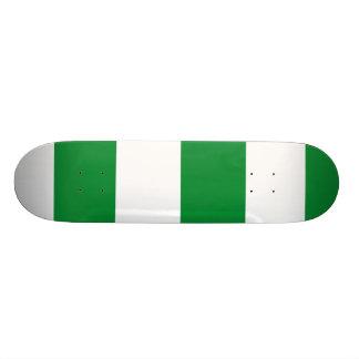Sint-Pieters-Woluwe, Belgium flag Skate Board