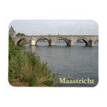Sint Servaas Bridge, Maastricht Rectangular Photo Magnet