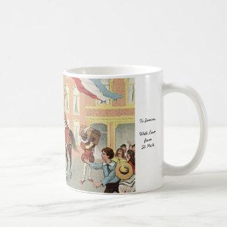 Sinterklaas Dutch St. Nick Vintage St. Nicholas Coffee Mug