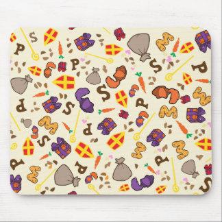 Sinterklaas Feest Mouse Pad