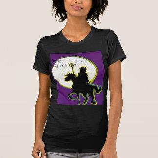 sinterklaas op paard T-Shirt