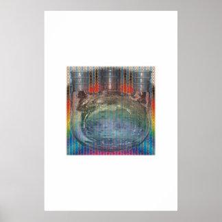 Síntesis del espectro posters
