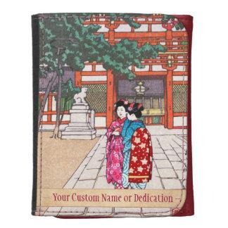 Sintoísta y su arquitectura, capilla Kyoto de Yasa