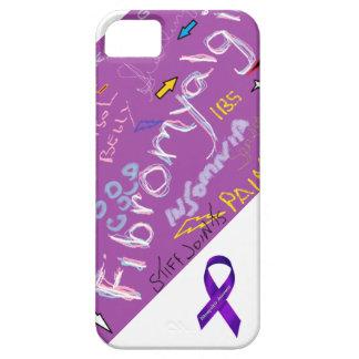Síntomas del Fibromyalgia iPhone 5 Funda