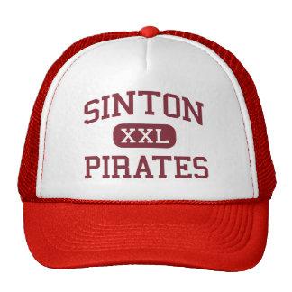 Sinton - piratas - High School secundaria - Sinton Gorra