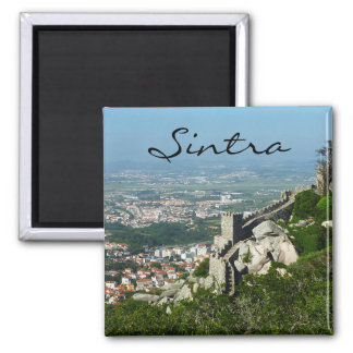 Sintra Castle of the Moors Magnet
