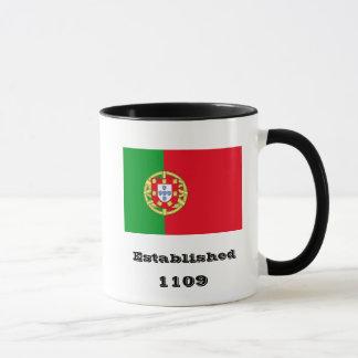 Sintra Portugal Custom Mug